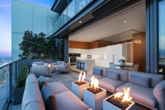 Telus-Garden-penthouse-indoor-outdoor-kitchen