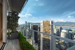 Telus-Garden-penthouse-view-north