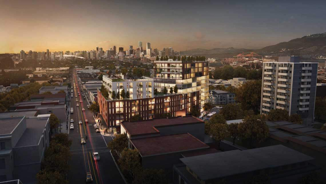 First look at Kettle Boffo tower on Commercial Drive