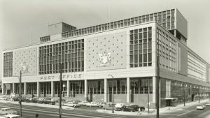 Vancouver post office