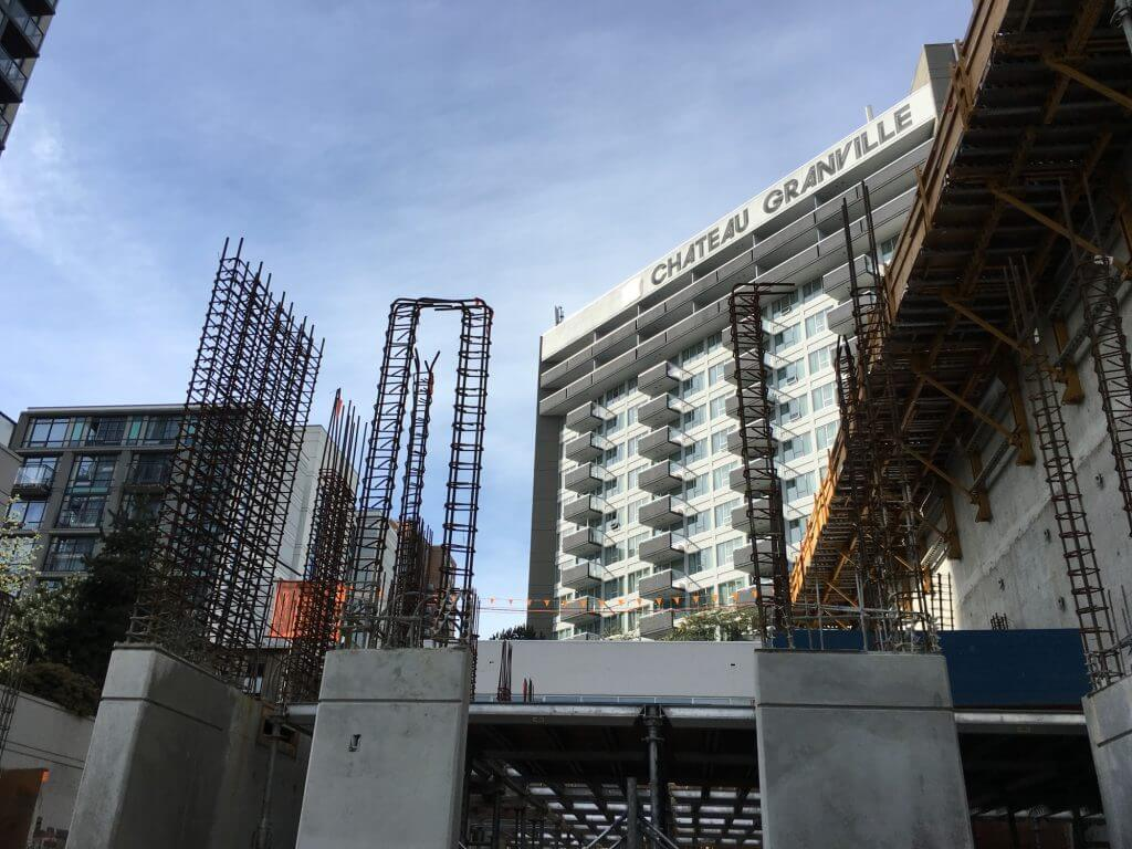 New Yaletown condos