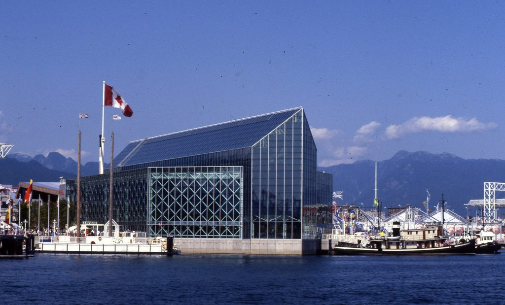 30th anniversary of Expo 86 shows transformation of Vancouver
