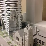 First Baptist Church tower inching closer to reality
