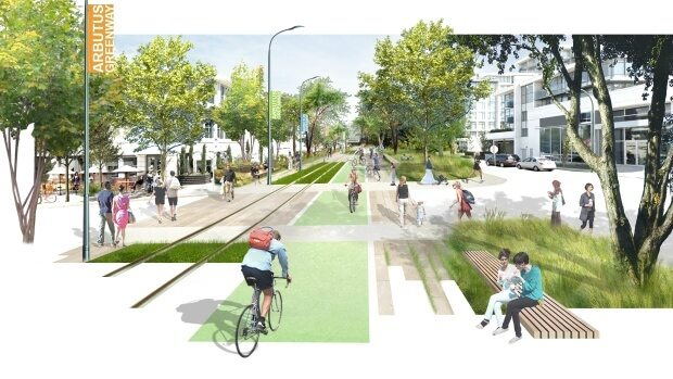 City of Vancouver releases Arbutus Corridor greenway video tour