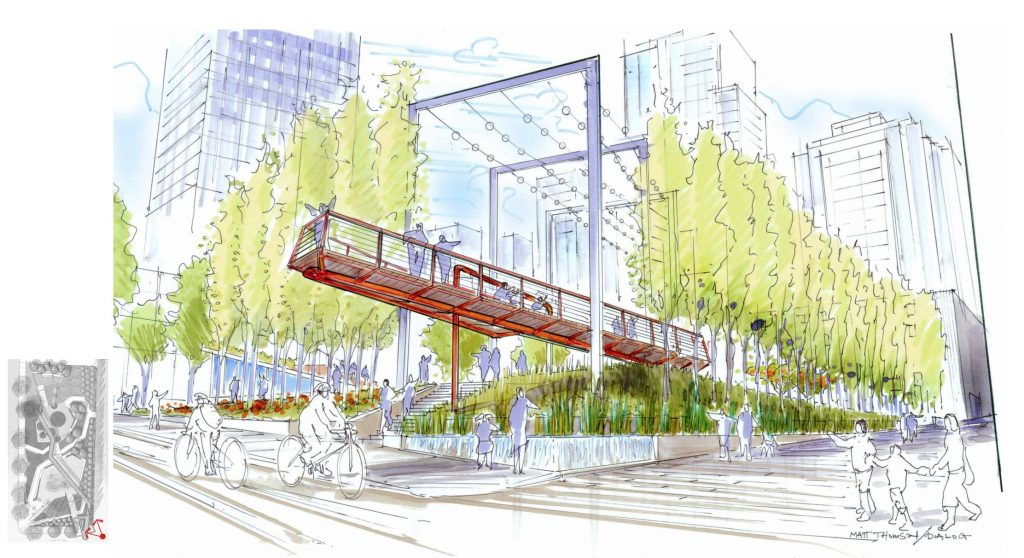New park planned for Yaletown at Smithe and Richards
