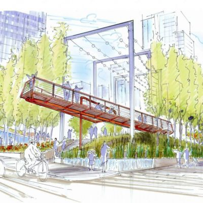 New Yaletown park