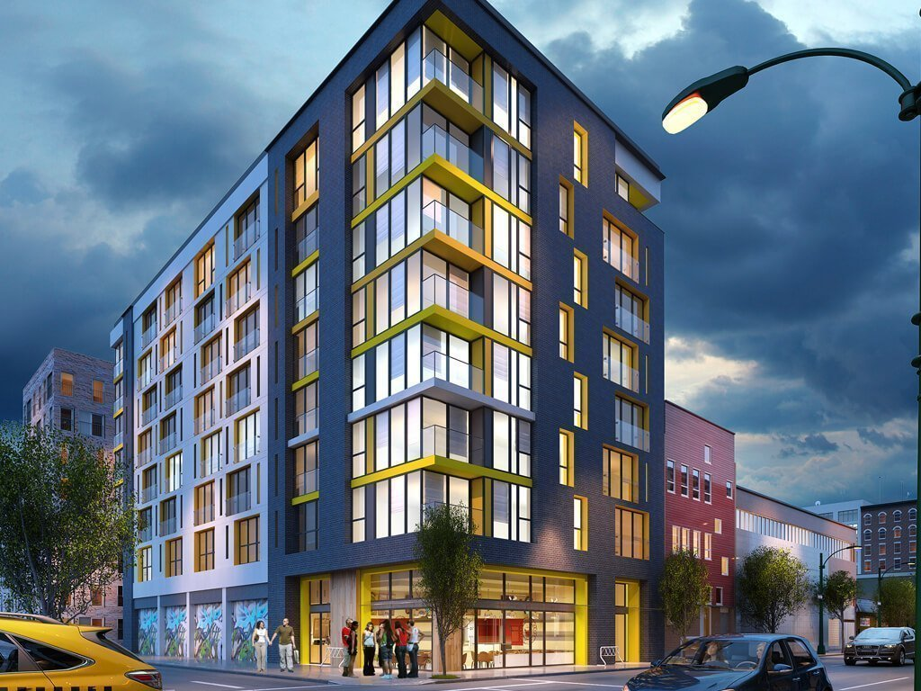 Gastown and Chinatown condos near completion