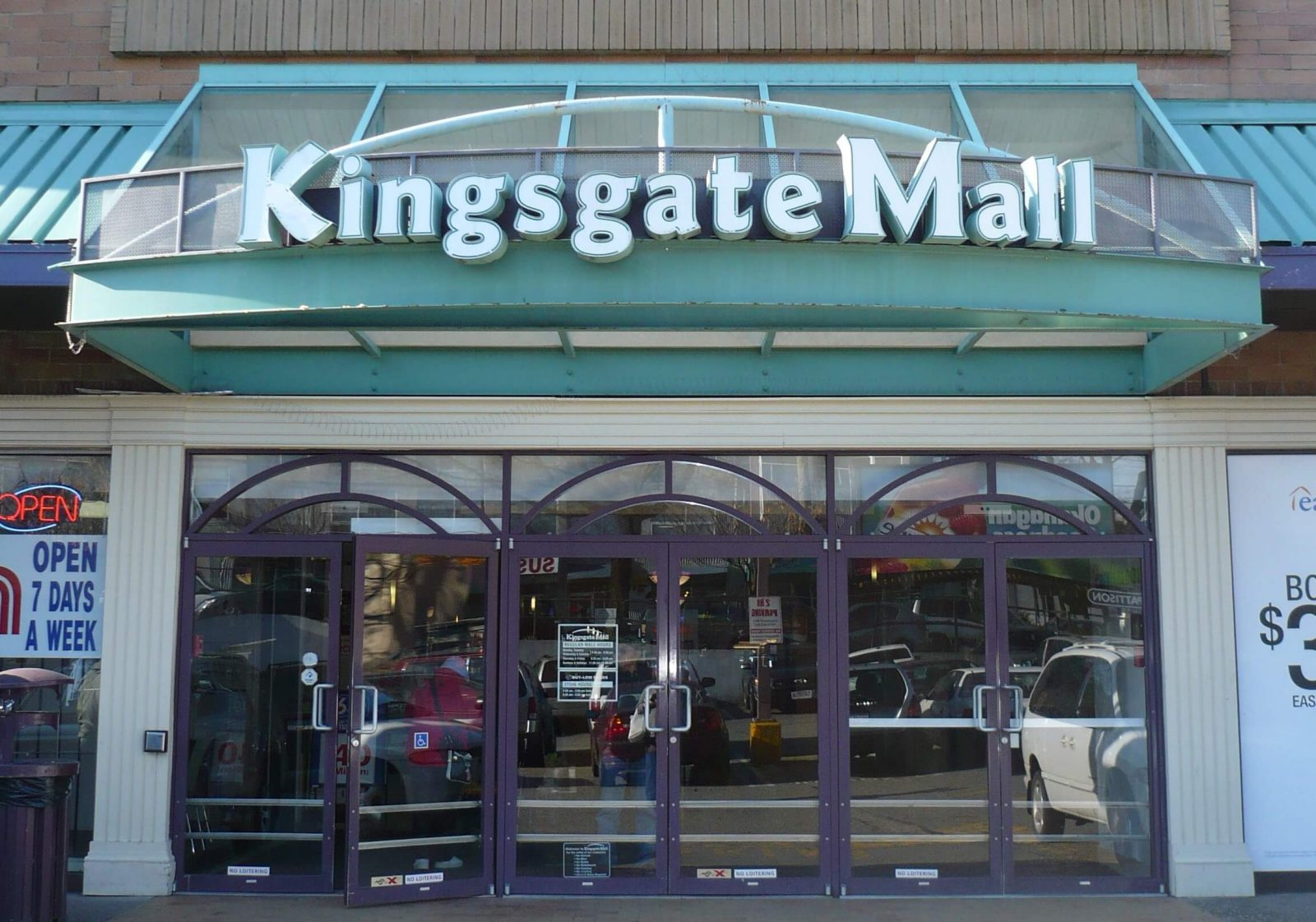 Kingsgate Mall, Mount Pleasant, Vancouver