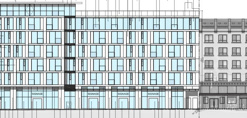 New rental apartments Granville and Davie
