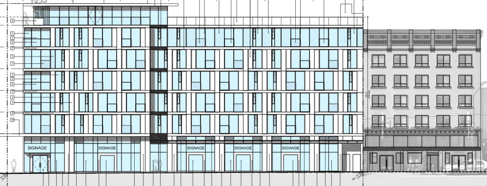 New rental apartments coming to Davie & Granville