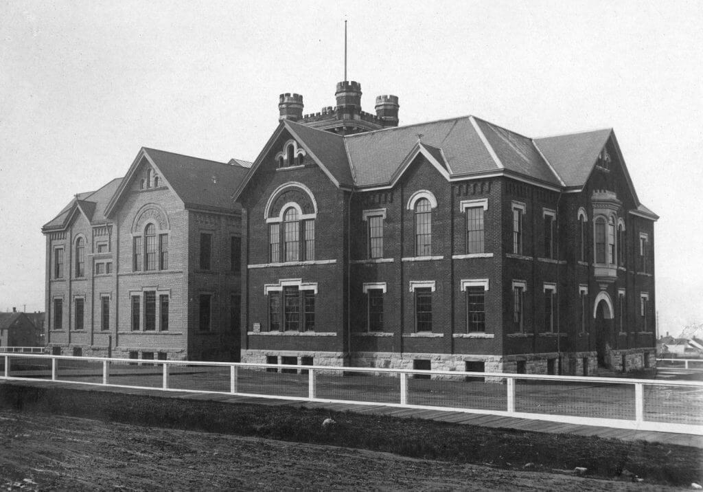 Old Kingsgate Mall school