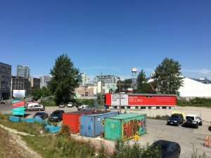 """Phase two of the Canvas development on Great Northern Way looks to be called """"GNW."""""""