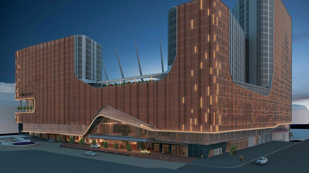 New Vancouver casino & JW Marriott hotels open early 2017