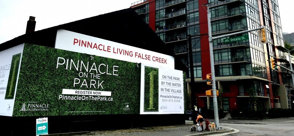 Pinnacle on the Park coming to Olympic Village
