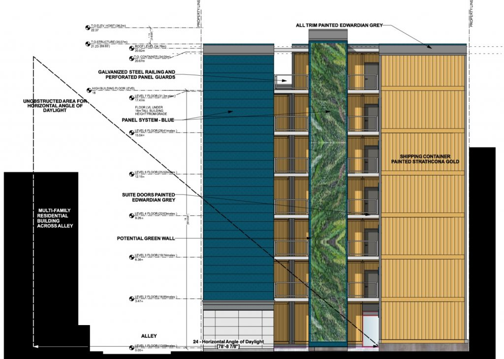 Shipping container homes coming to Downtown Eastside