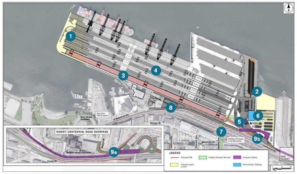 Concerns raised over Port of Vancouver expansion