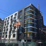InGastown condos near completion at Cordova & Main