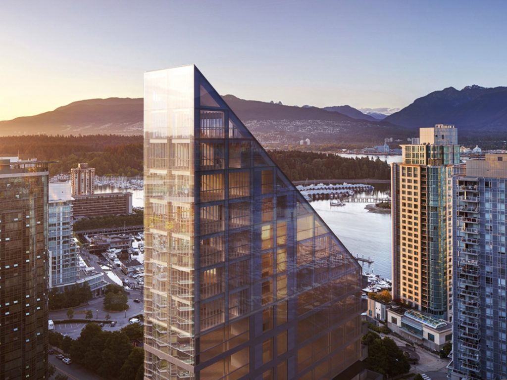 Tallest timber building in the world coming to Coal Harbour