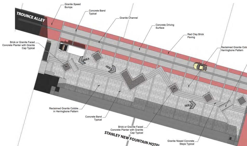 Revitalization of Blood Alley in Gastown on the way
