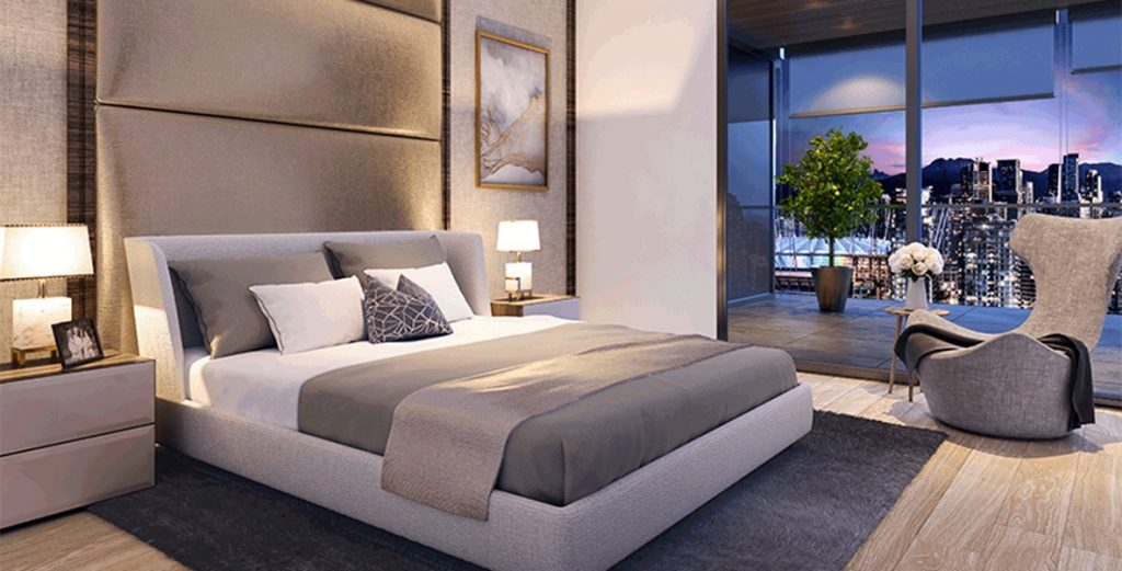 Avenue One bedroom