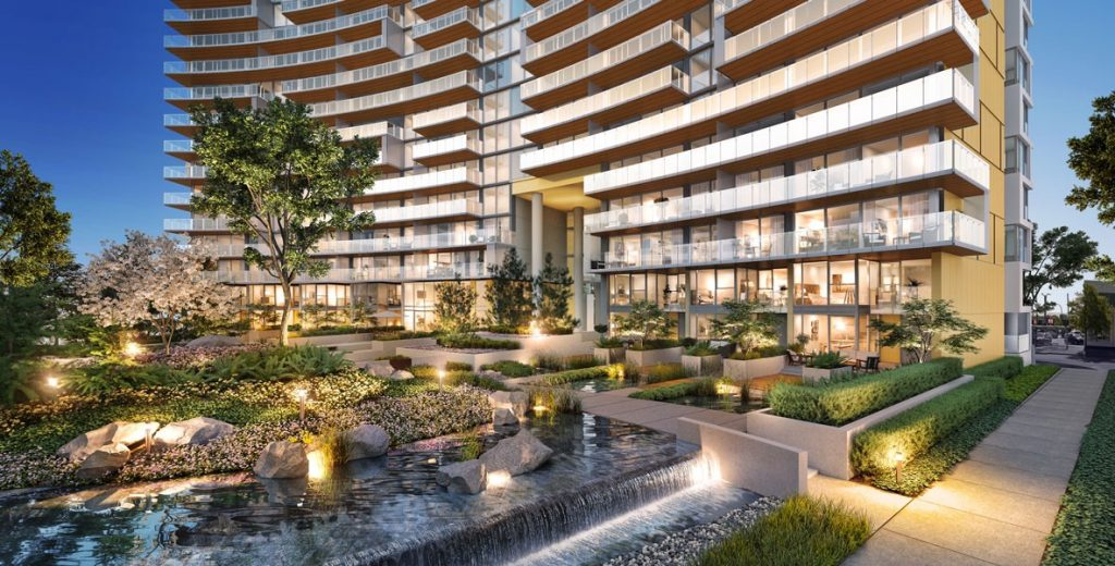 Avenue One by Concord Pacific begins presales