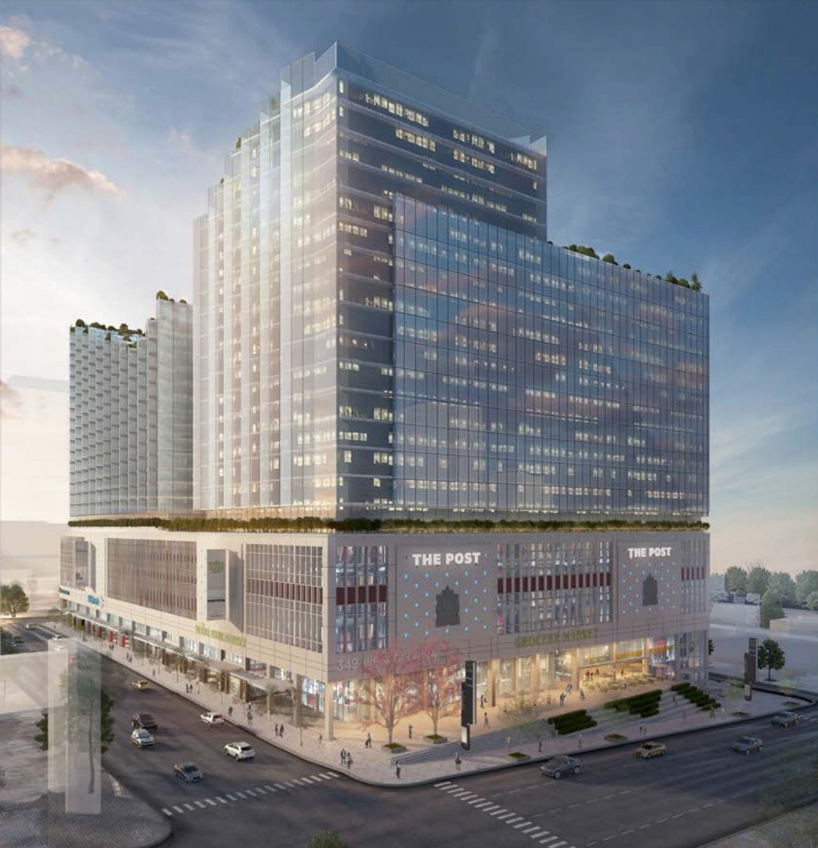 Vancouver Housing: New Models Of Downtown Vancouver Post Office Redevelopment