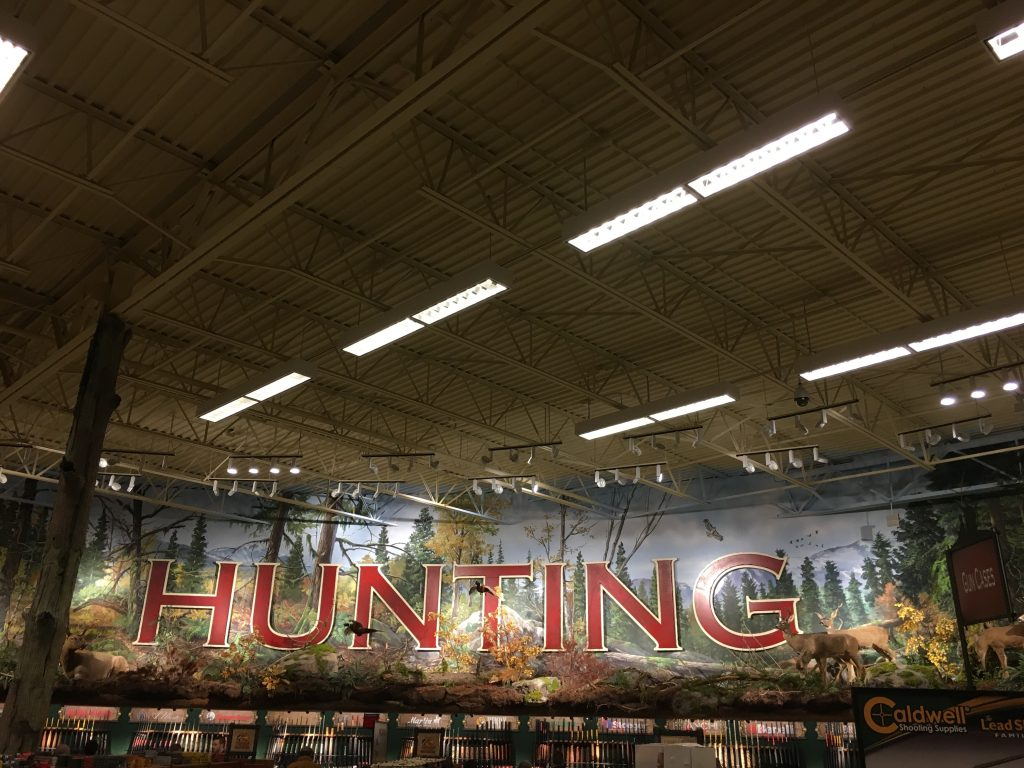 Hunting Bass Pro Shops