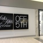 Saks OFF 5TH opens at Park Royal August 3