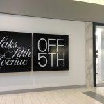Saks Fifth Avenue outlet at Tsawwassen Mills