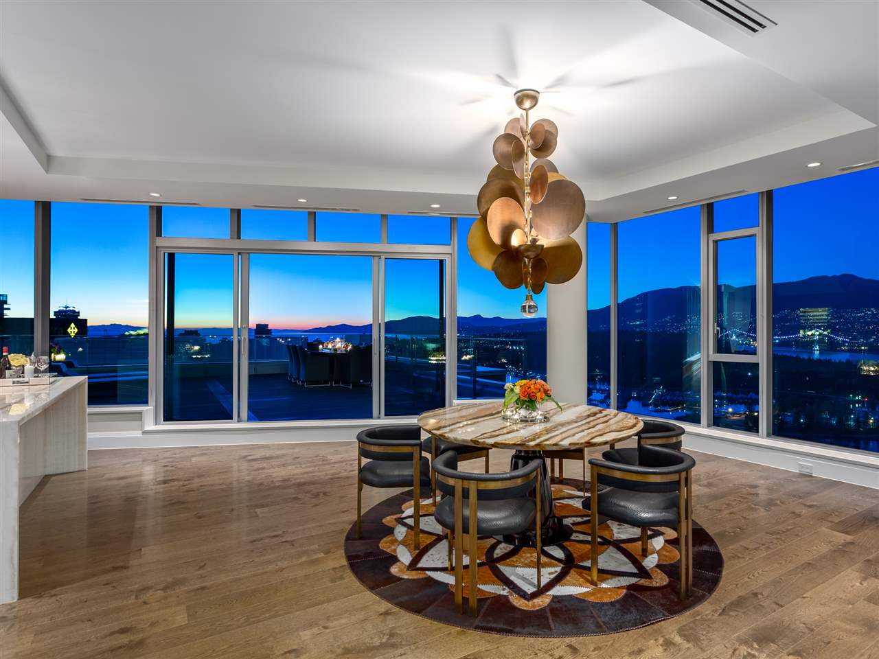 Inside 58 Million Vancouver Penthouse Most Expensive In History