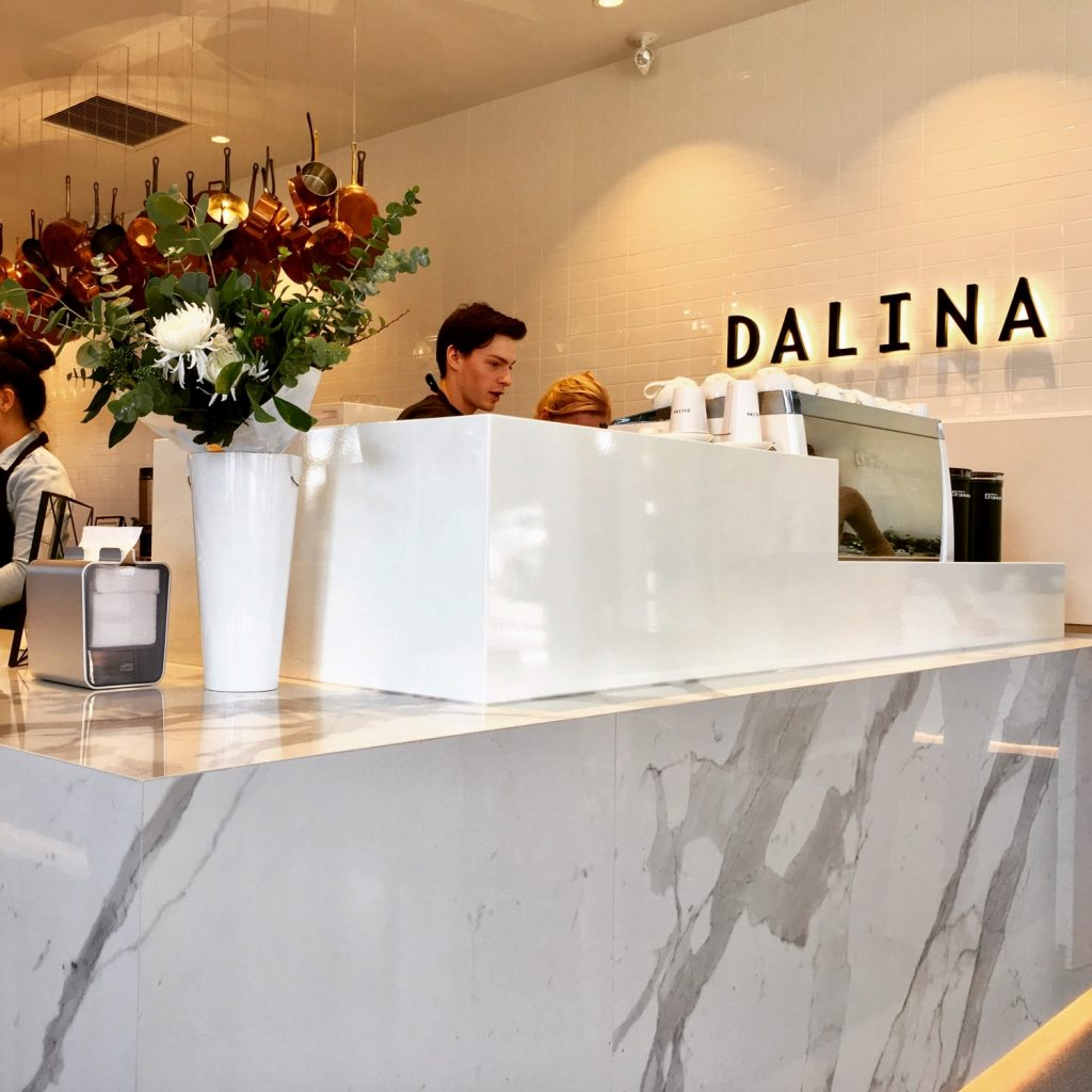Dalina coffee