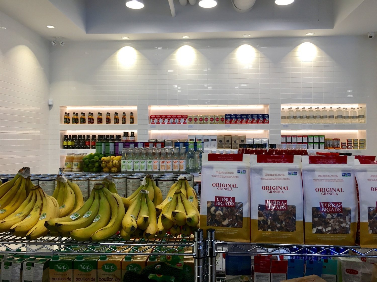 New cafe deli and grocer dalina now open in chinatown for What grocery stores are open today