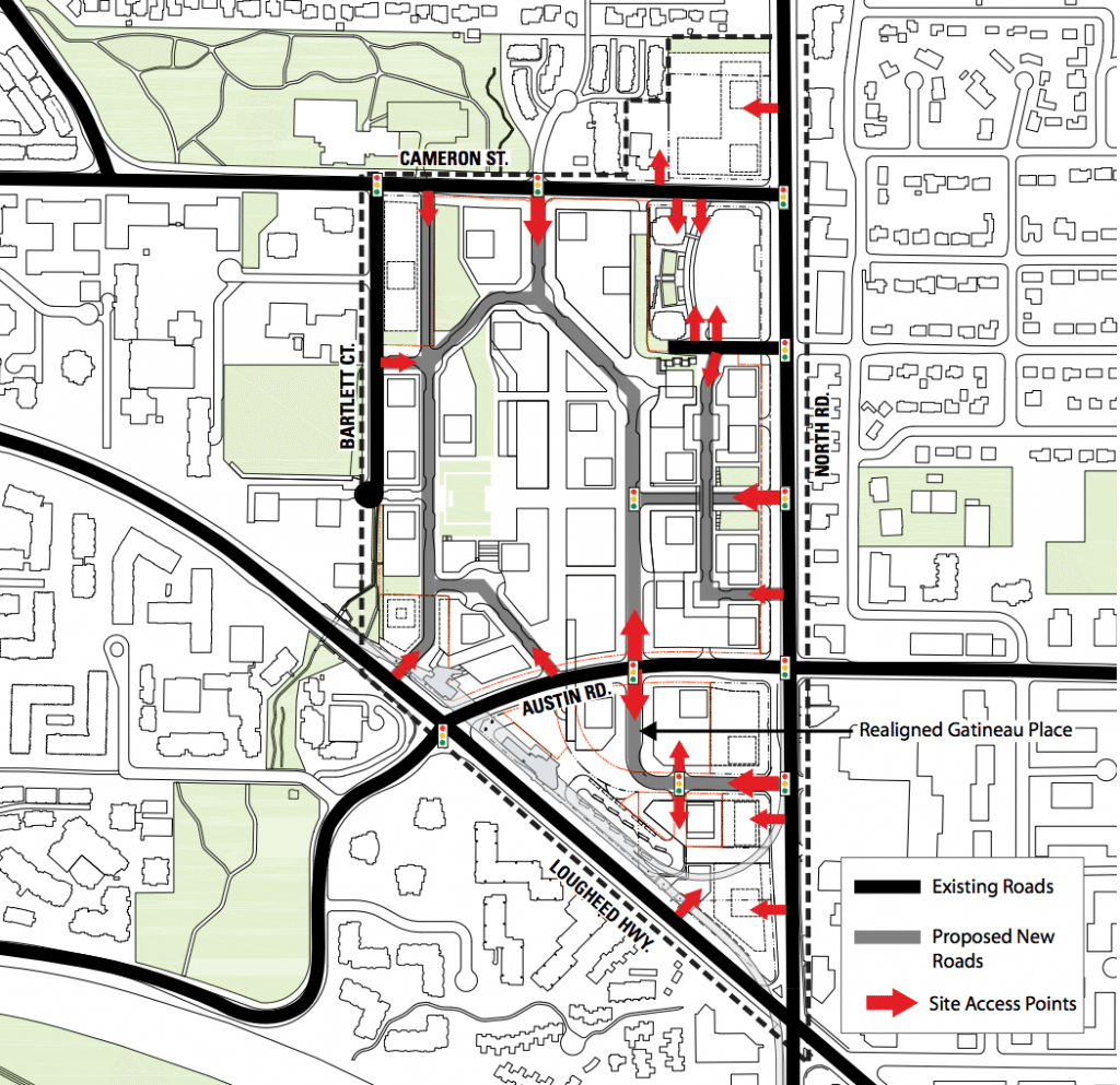 New road network