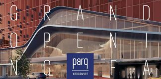 New Vancouver casino opening date