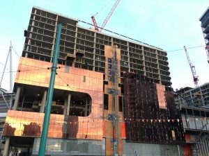 Parq Vancouver casino construction