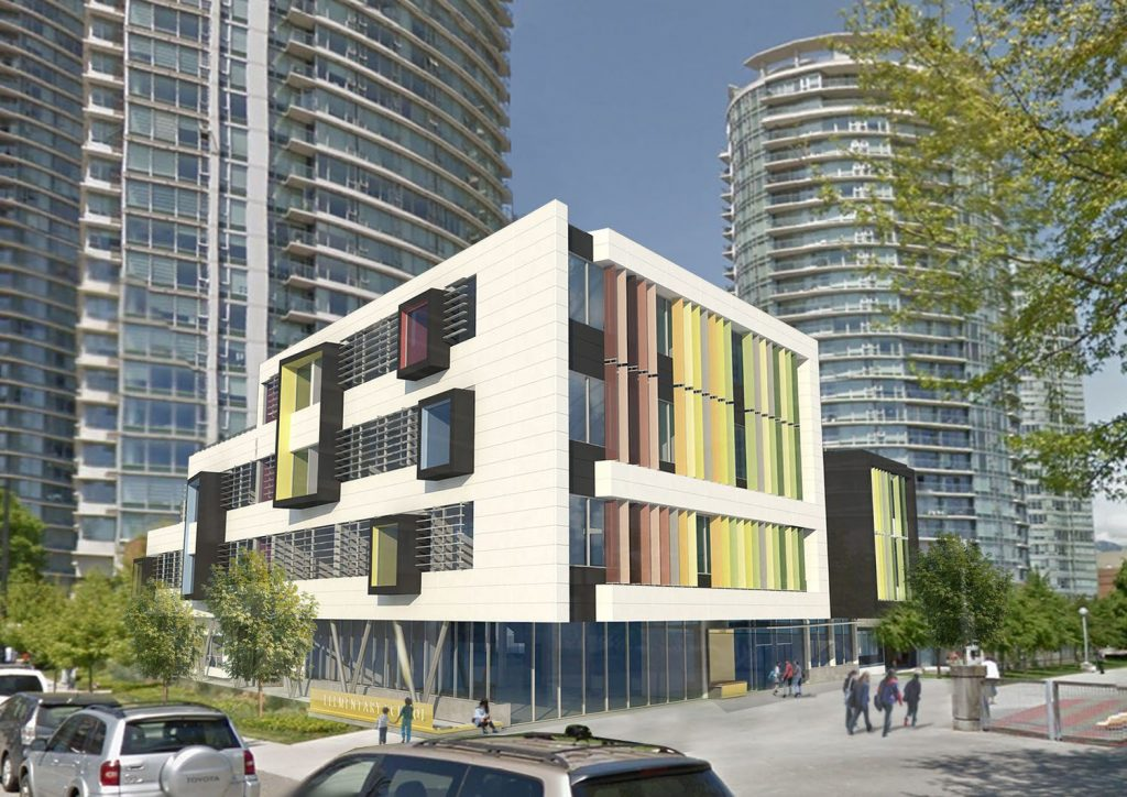 Crosstown Elementary Vancouver