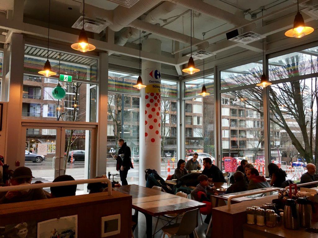 Interior Musette Caffe