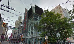 Digital signage in Vancouver