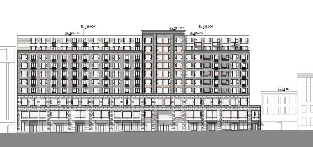 Social housing 58 West Hastings Street