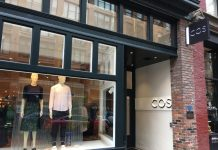 COS Vancouver Gastown exterior