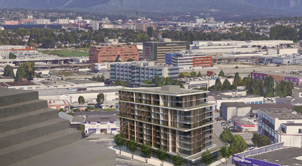 The Narrow Mount Pleasant Cressey rental apartments