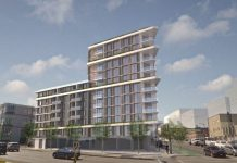The Narrow Mount Pleasant Cressey rental apartments rendering 2