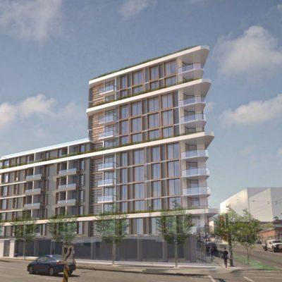 The Narrow Mount Pleasant Cressey rental apartments rendering 2