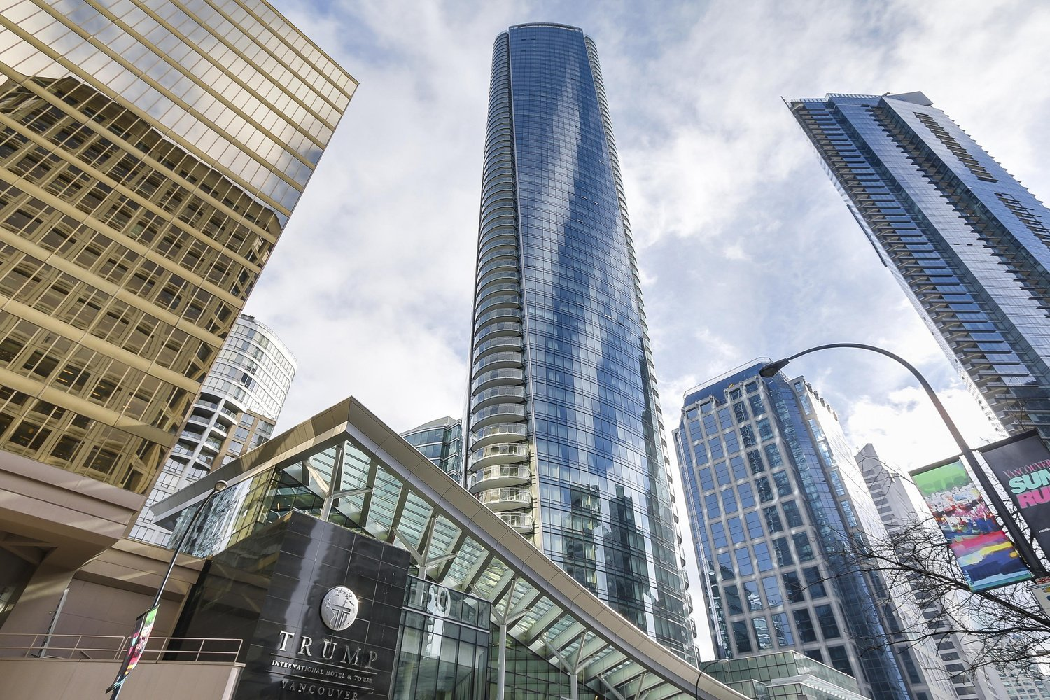 3 3 Million Vancouver Trump Tower Condo Possibly Has The