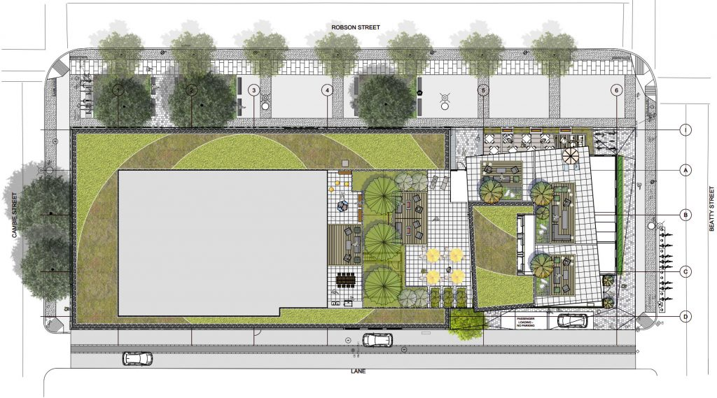 Site plan redevelopment