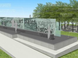 Ireland Canada Monument Design B
