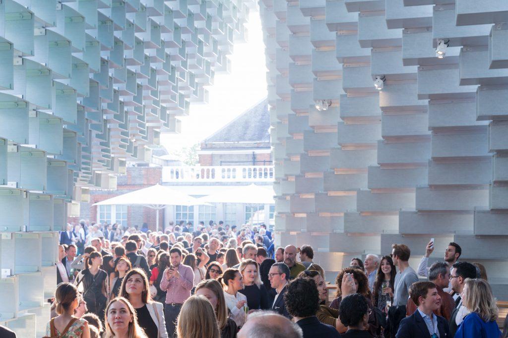 Serpentine Pavilion London