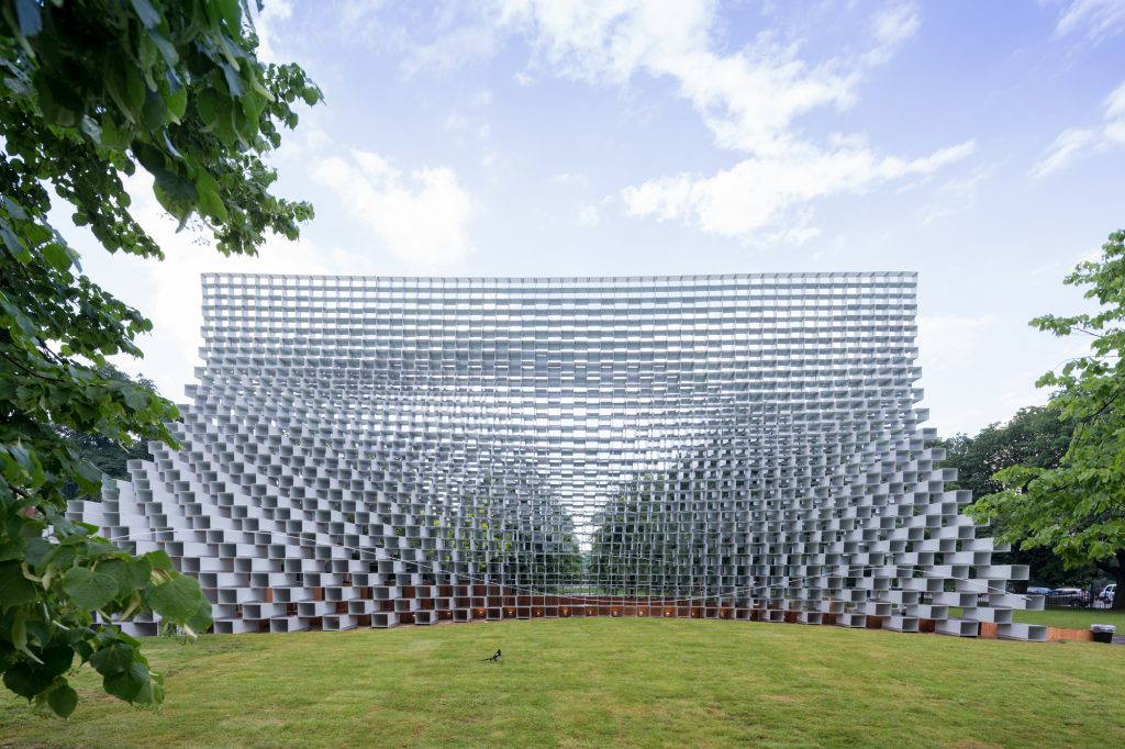 Serpentine Pavilion London