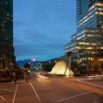 Serpentine Pavilion finds permanent home in downtown Vancouver