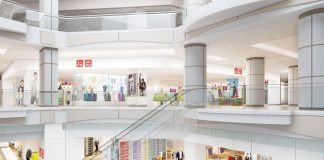 UNIQLO Metrotown location